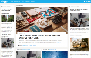bloggr-wordpress-theme