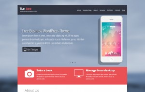 the-app-wordpress-theme