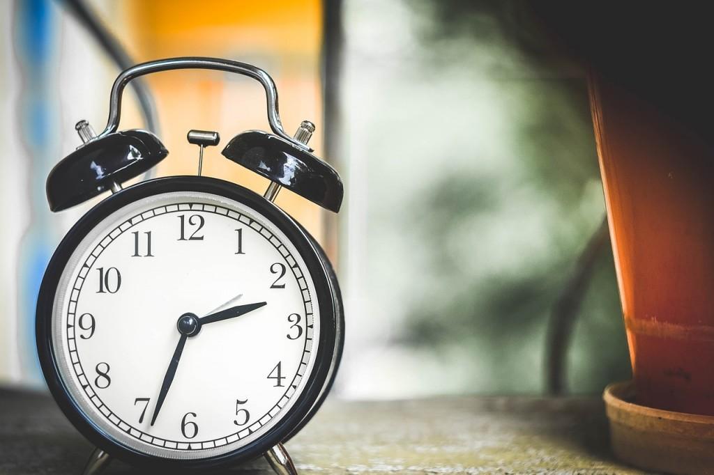iş görüşmesine geç kalmayın