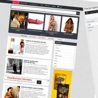 SMDv1 responsive wordpress teması