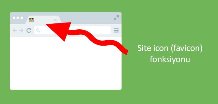 Wordpress 4.3 site icon (favicon) fonksiyonu