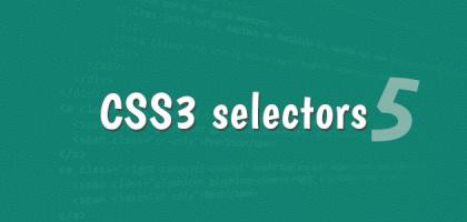 css-selectors-seciciler-son-ders