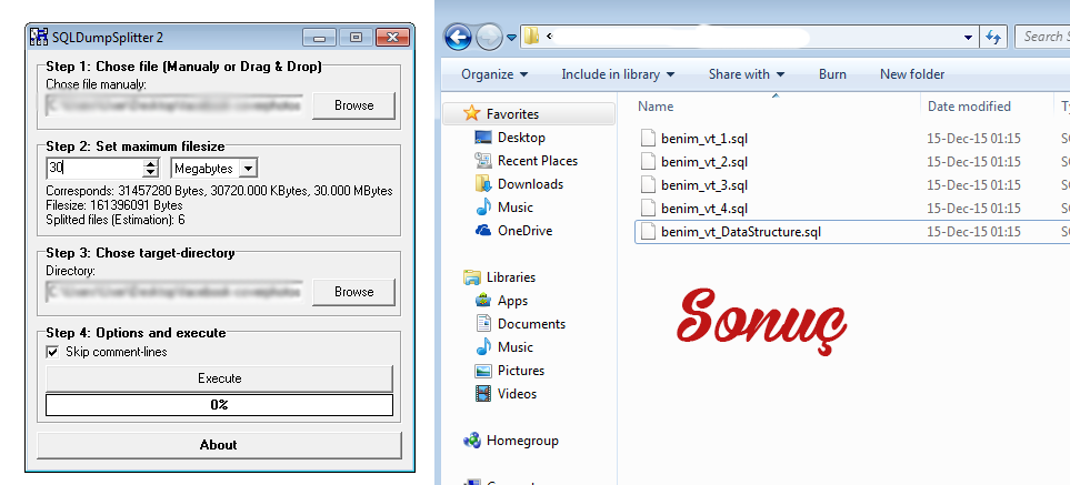 sql dump file splitter