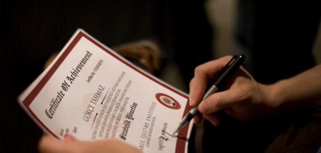 uzaktan sertifika programı