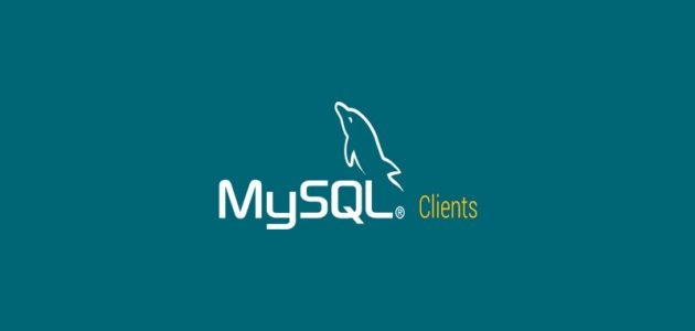 MySQL clients