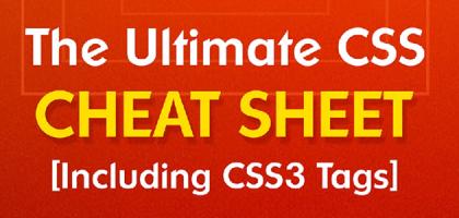 Web tasarımcılar için kapsamlı CSS el kitapçığı
