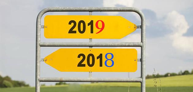 bye bye 2018 hello 2019