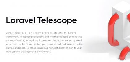 laravel-telescope-nedir