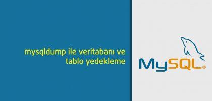 mysql_veritabani_ve_tablo_yedekleme